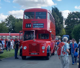 Midland Red Bus