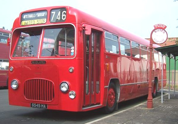 From Our Collection: Midland Red S16 6545 HA