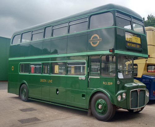 Green Line AEC RCL CUV 219C